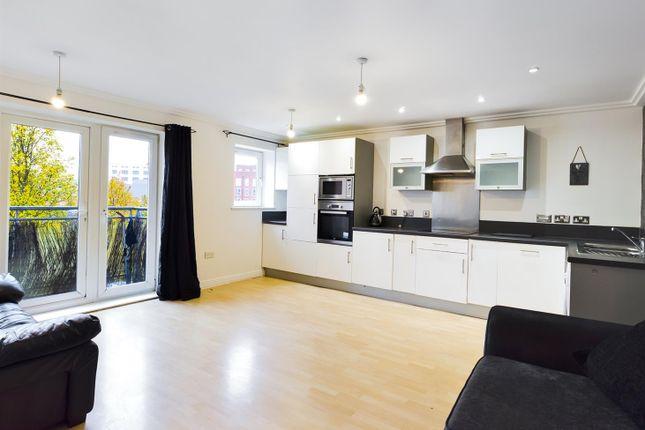 Open Plan Living/ Kitchen Area