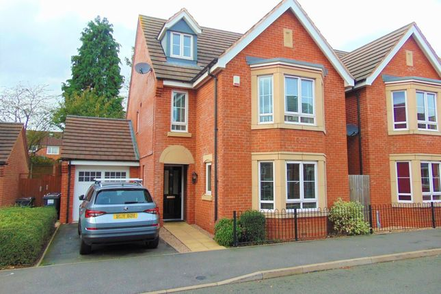 Thumbnail Detached house for sale in Riverpark Way, Northfield, Birmingham