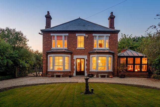 Detached house for sale in Main Road, Terrington St. John, Wisbech