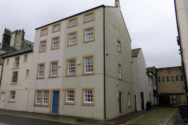 Thumbnail End terrace house for sale in Queen Street, Whitehaven