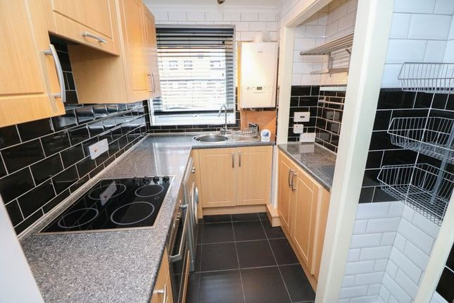 Thumbnail Flat to rent in Adelaide Court, Gateshead