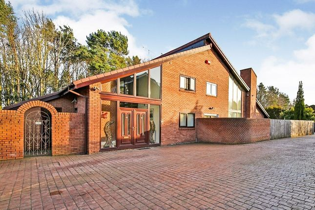 Thumbnail Detached house for sale in Carnoustie, Usworth, Washington