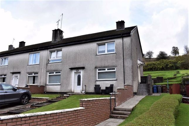 Thumbnail 2 bed flat for sale in 210, Grieve Road, Greenock, Renfrewshire