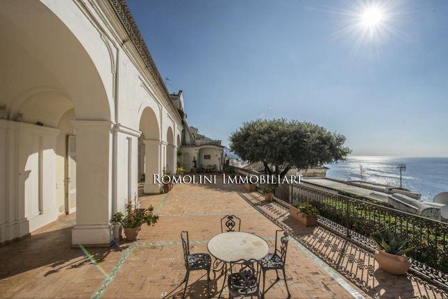 Thumbnail Villa for sale in Positano, Campania, Italy