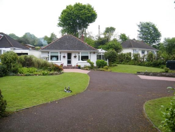 Thumbnail Bungalow for sale in Par, Cornwall