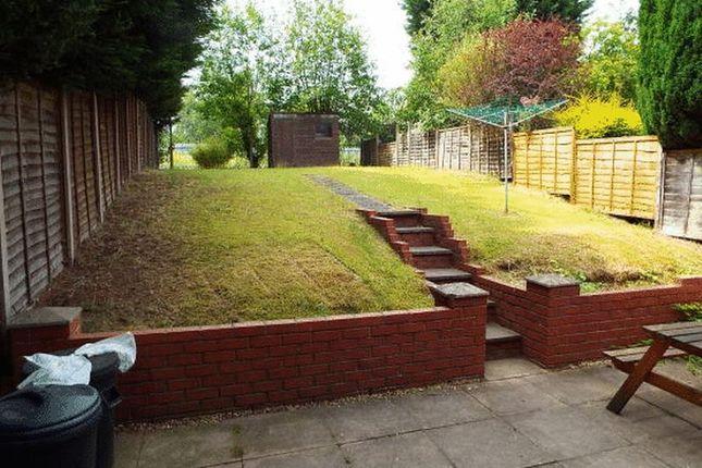 Garden of Heeley Road, Selly Oak, Birmingham B29