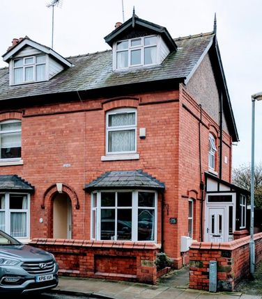 Thumbnail End terrace house to rent in Whipcord Lane, Chester, Cheshire West And Chester