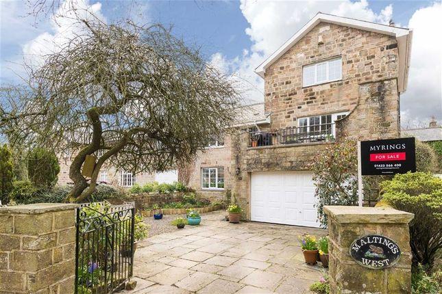 Thumbnail Semi-detached house for sale in Malthouse Lane, Burn Bridge, North Yorkshire