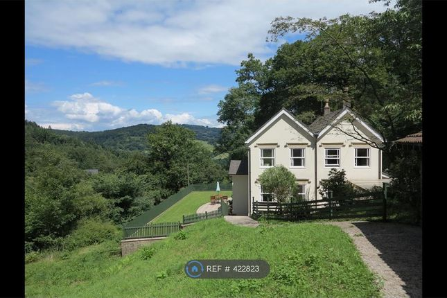 Thumbnail Detached house to rent in Chapel Hill, Tintern
