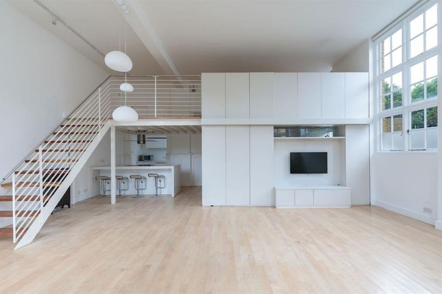 Thumbnail Flat for sale in Old Library Apartments, Battersea High Street, London