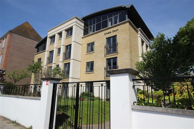 Thumbnail Flat for sale in Ameila Court, Union Place, Central Worthing, West Sussex