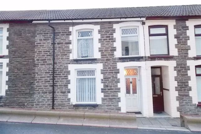 Thumbnail Terraced house to rent in New Road, Ynysybwl, Pontypridd