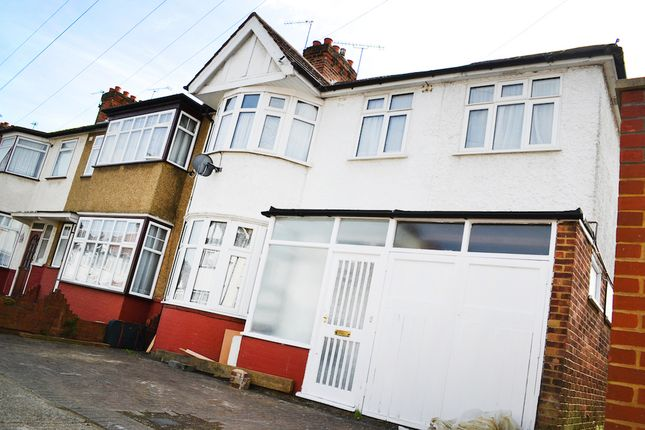 Thumbnail Semi-detached house to rent in The Croft, Sudbury