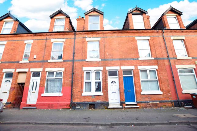Thumbnail Terraced house for sale in Kentwood Road, Sneinton, Nottingham