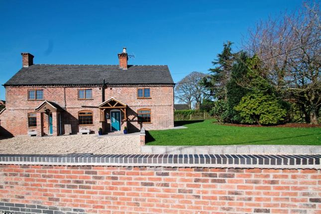 Thumbnail Detached house for sale in Church Broughton Road, Foston