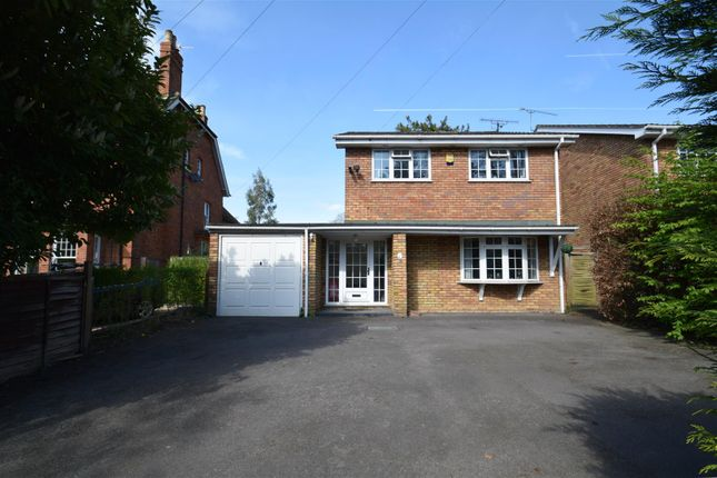 Thumbnail Detached house to rent in Woodcote Road, Caversham, Reading