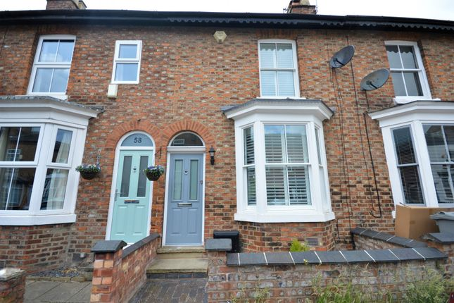 Thumbnail Terraced house to rent in Byrom Street, Hale, Altrincham