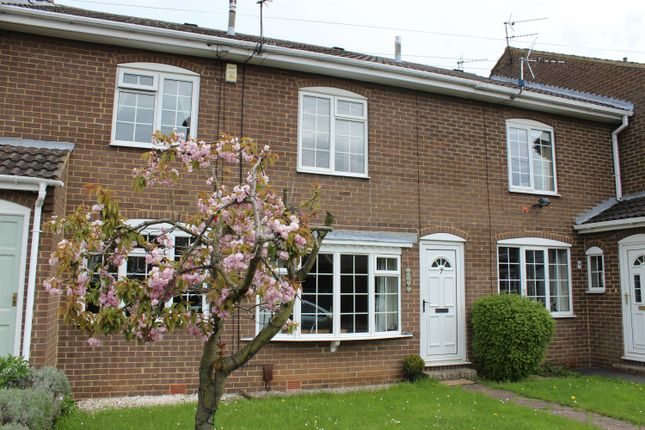 Thumbnail Terraced house for sale in Dove Close, Wetherby