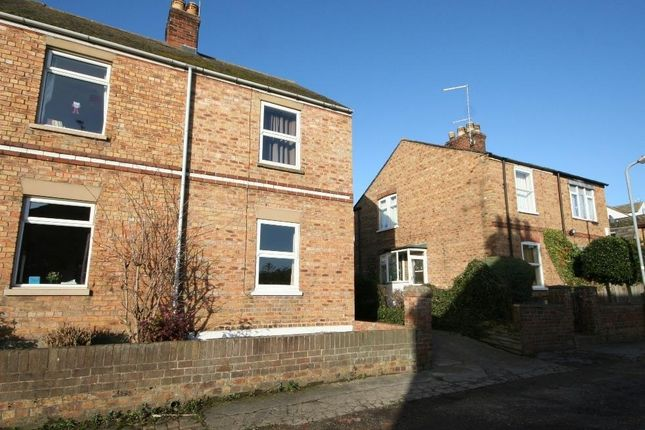 Thumbnail Property to rent in Coalville Cottages, Trafalgar Terrace, Stamford