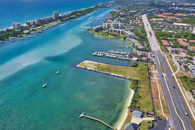 Thumbnail Land for sale in 12450 Crystal Cove Place, Tequesta, Fl, 33469