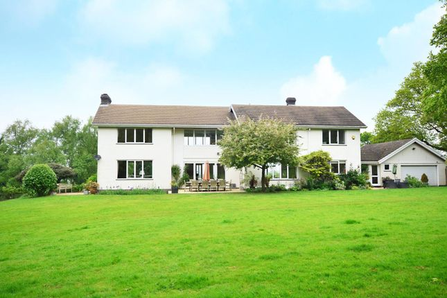 Thumbnail Detached house to rent in Rathfarnham House, East Flexford Lane, Guildford
