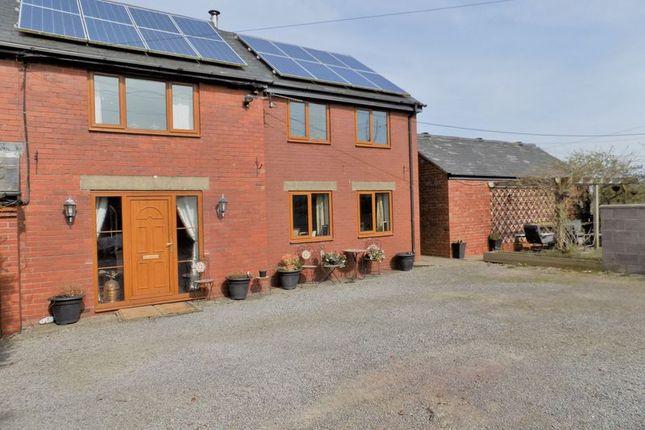 Thumbnail Cottage for sale in Newbarn Holdings, Flemingston, Barry