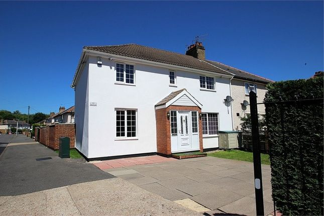 Thumbnail Semi-detached house to rent in Mill Road, West Drayton