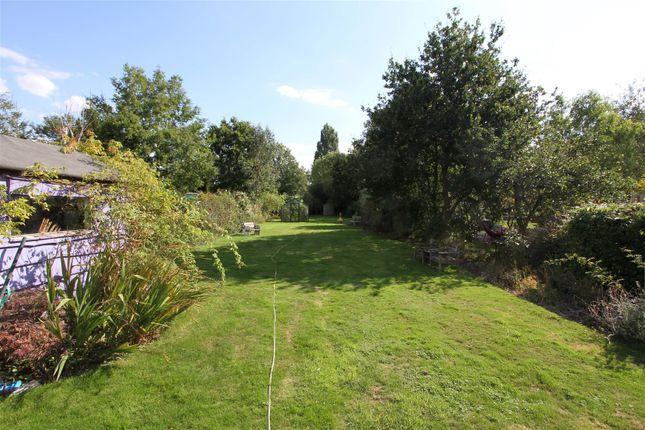 Garden of Swakeleys Road, Ickenham UB10