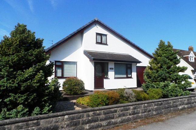 Thumbnail Detached bungalow for sale in Little Tongues Lane, Poulton Le Fylde