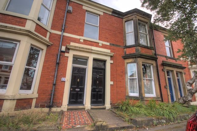 Thumbnail Flat for sale in Fairfield Road, Jesmond, Newcastle Upon Tyne