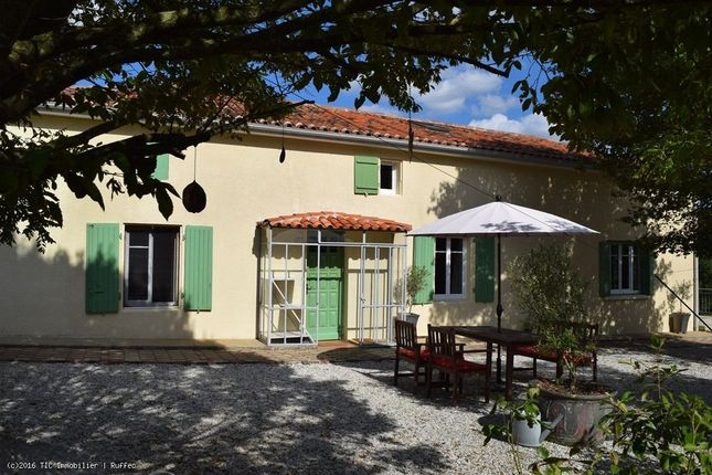 2 bed property for sale in Mansle, Poitou-Charentes, 16230, France