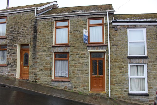 2 bed terraced house to rent in Mary Street, Treherbert CF42