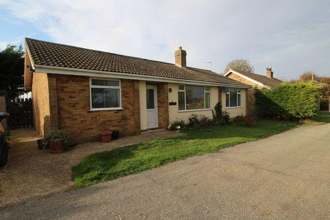 Thumbnail Bungalow to rent in Barkston Heath, Barkston, Grantham