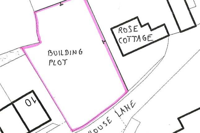 Thumbnail Land for sale in Adjoining Rose Cottage, Gorsley, Ross-On-Wye