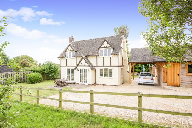Thumbnail Detached house to rent in Idbury Road, Fifield, Chipping Norton