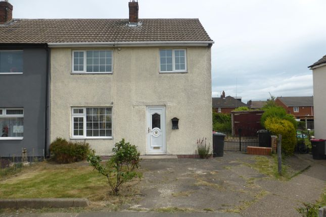 Thumbnail Semi-detached house to rent in Broome Avenue, Swinton, Mexborough