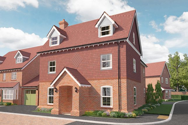 Thumbnail Detached house for sale in Crockford Lane, Basingstoke
