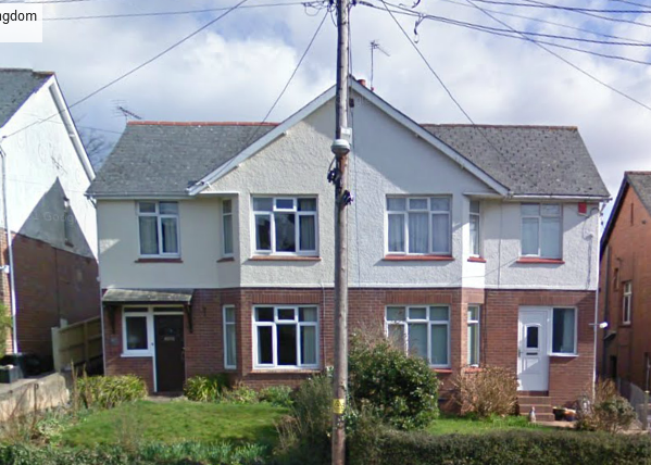 Thumbnail Semi-detached house to rent in Deep Lane, Crediton