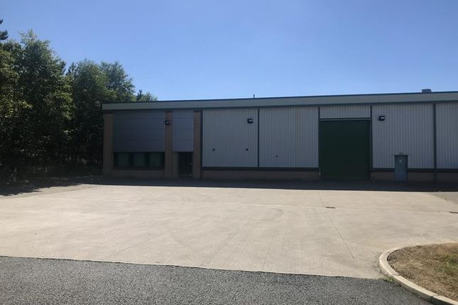 Thumbnail Light industrial to let in Unit 9A, Wansbeck Business Park, Ashington, Northumberland