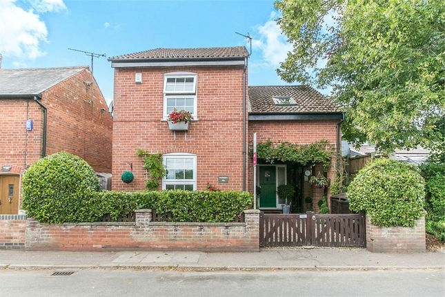 Thumbnail Detached house for sale in Hunts Hill, Glemsford, Sudbury, Suffolk