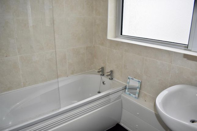 Bathroom of Harold Street, Ammanford SA18