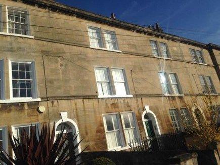 Thumbnail Flat for sale in Caroline Buildings, Bath, Somerset