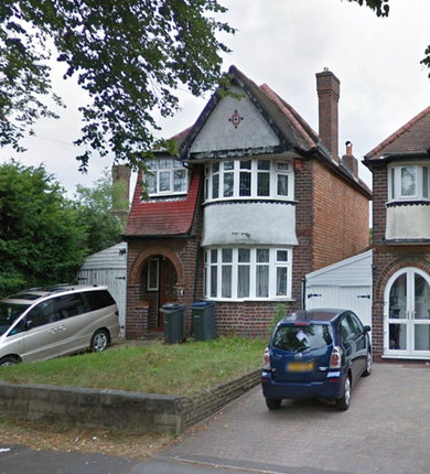 Thumbnail Detached house for sale in School Rd, Birmingham
