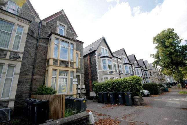 Thumbnail Semi-detached house for sale in Richmond, Richmond Road, Cathays, Cardiff