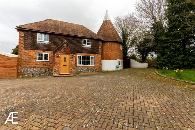 Thumbnail Detached house to rent in Petham Court, Crockenhill, Kent