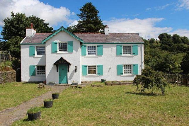 Thumbnail Detached house for sale in Farmhouse, Felindre, Swansea.