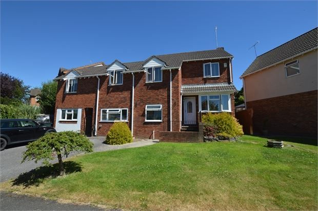 Thumbnail Detached house for sale in Great Hill, Chudleigh, Devon.