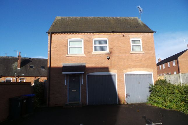 Thumbnail Flat to rent in Broomfields Close, Tean, Stoke-On-Trent