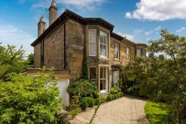 Thumbnail Semi-detached house for sale in St. Catherines Place, Newington, Edinburgh