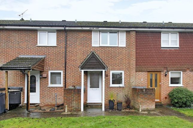 Thumbnail Terraced house for sale in Brookfield Close, Redhill, Surrey
